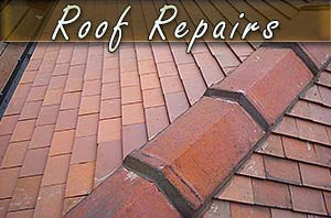 a chesterfield roof repair and re roof close up