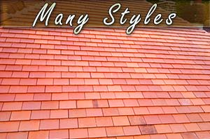 options for roofing in chesterfield